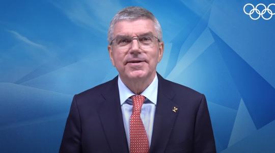 OK BIH - Poruka Predsjednika MOK-a, dr Thomas Bacha, povodom otvaranja Olimpijskog muzeja u Sarajevu