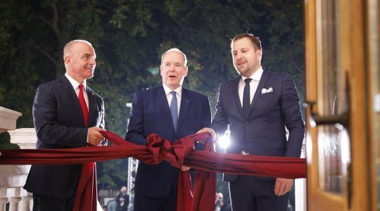 OK BIH - Svečana ceremonija otvaranja Olimpijskog muzeja u Sarajevu