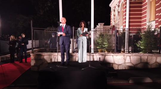 OK BIH - Govor Predsjednika OK BiH, Izeta Rađe na otvaranju Olimpijskog muzeja